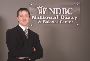 Ken Ginkel, founder and CEO of The National Dizziness and Balance Center