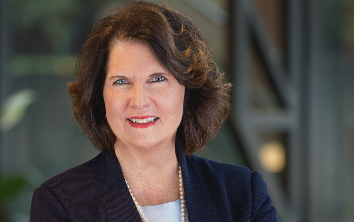 Patricia Berg, CEO of Career Partners International Twin Cities